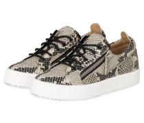 Plateau-Sneaker - BEIGE/ GRAU/ SCHWARZ