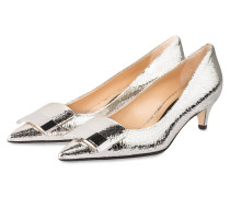 Pumps SR1 - SILBER METALLIC