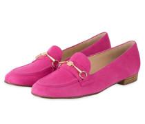 Loafer - fuchsia