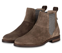 Chelsea-Boots - TAUPE