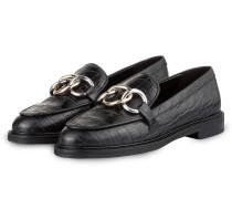 Loafer ACCORDCROCO - SCHWARZ