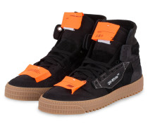 Hightop Sneaker OFF-COURT 3.0 - SCHWARZ