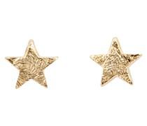 MINI STAR EARRING GOLD PLATED