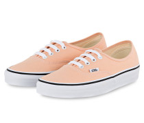 Sneaker AUTHENTIC - APRICOT