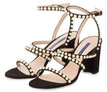 Sandaletten PERRINE - SCHWARZ