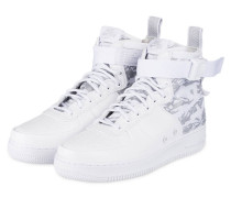 Hightop-Sneaker SF AIR FORCE 1 - WEISS