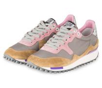 Sneaker - GRAU/ ROSA/ BEIGE