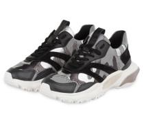 Sneaker BOUNCE - SILBER/ SCHWARZ