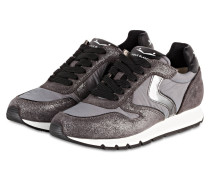 Sneaker JULIA GLITTER - GRAU/ DUNKELGRAU