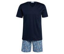 Shorty-Schlafanzug Serie VIA MONTE