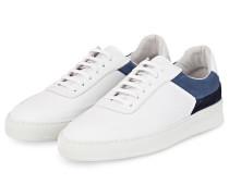 Sneaker MONO PLANE - WEISS/ BLAU