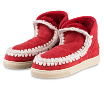 Fell-Boots MINI ESKIMO - ROT