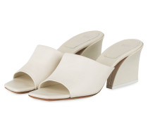 Mules CHRISTY - CREME