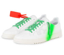 Sneaker 2.0 - WEISS/ GRÜN