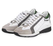 Sneaker 551 - WEISS/ GRAU