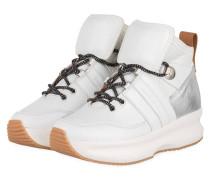 Plateau-Sneaker NICOLE101 - WEISS