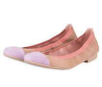 Ballerinas SHIRLEY - BEIGE/ ROSA/ LILA