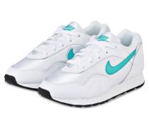 Sneaker OUTBURST - 107 White/Retro black