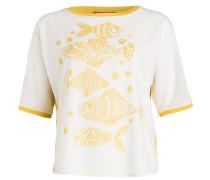 T-Shirt VAGONE - gelb