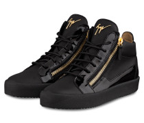 Hightop-Sneaker KRISS - SCHWARZ/ GOLD