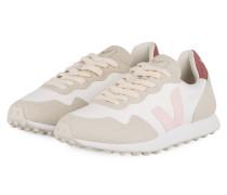 Sneaker SDU HEXA - ECRU/ WEISS/ ROSA