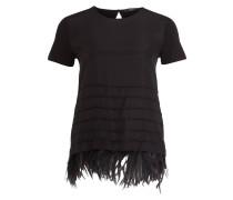 Blusenshirt SELLA - schwarz