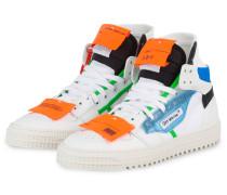 Hightop-Sneaker OFF-COURT - WEISS