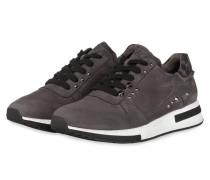 Sneaker - GRAU/ WEISS/ BRAUN