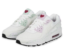Sneaker AIR MAX 90 VALENTINE´S DAY - WEISS