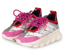 Plateau-Sneaker CHAIN REACTION