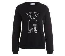 Sweatshirt DORATO - schwarz
