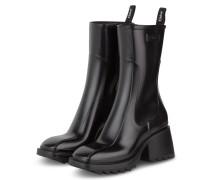 Gummi-Boots BETTY - SCHWARZ