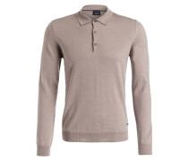 Pullover DELAN mit Polokragen