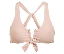 Neckholder-Bikini-Top PINK SANDS
