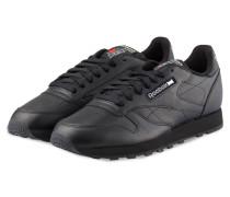 Sneaker CLASSIC LEATHER - SCHWARZ