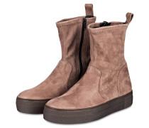 Boots - HELLBRAUN