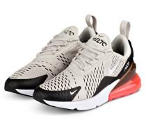 Sneaker AIR MAX 270 - BEIGE/ SCHWARZ/ PINK