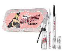 THE GREAT BROW BASICS