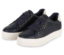 Plateau-Sneaker AVONA - DUNKELBLAU