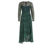 Kleid BEYA mit Seidenateil