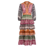 Kleid AMARI TIERED