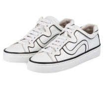 Sneaker 1 SIGNATURE STREET - WEISS