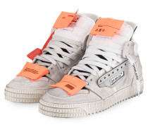 Hightop-Sneaker OFF COURT - WEISS/ GRAU