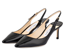 Slingpumps ERIN 60 - BLACK