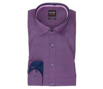 Hemd Level Five body fit - violett