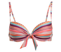 Bügel-Bikini-Top SOUVENIR STRIPE