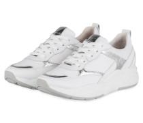 Sneaker ULTRA - WEISS/ SILBER