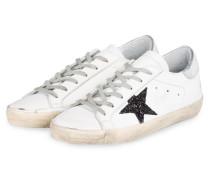 Sneaker SUPERSTAR - weiss/ schwarz/ silber