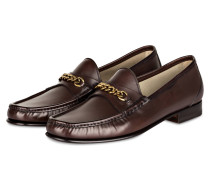 Loafer YORK - braun