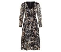 Kleid COCO mit Seide